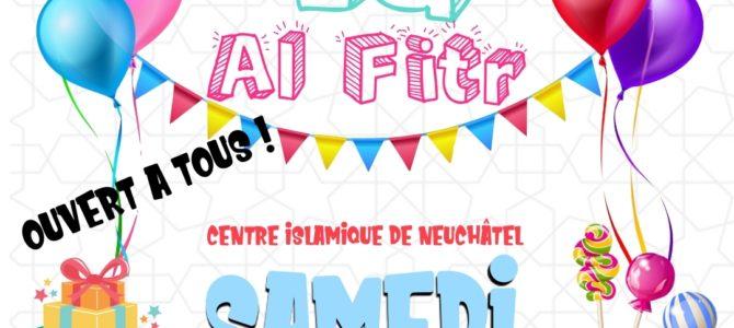 ^Id Al-Fitr – Samedi 8 Juin