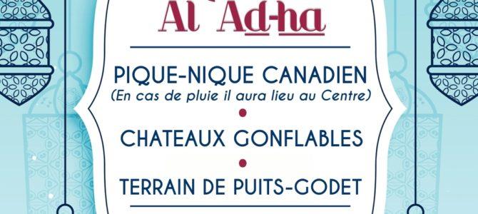 Pique-Nique – ^Id Al-'ad-Haa 11.08.2019