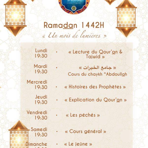 ramadan 2021 1442 mosquée neuchâtel science